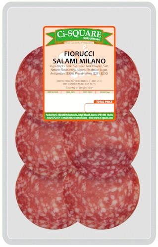 Fiorucci Salami Milano