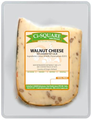 walnut cheese